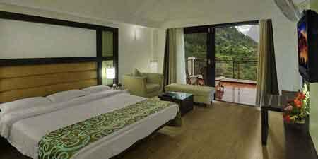 5 star resorts in Manali