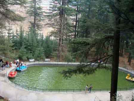Visiting places in Manali India